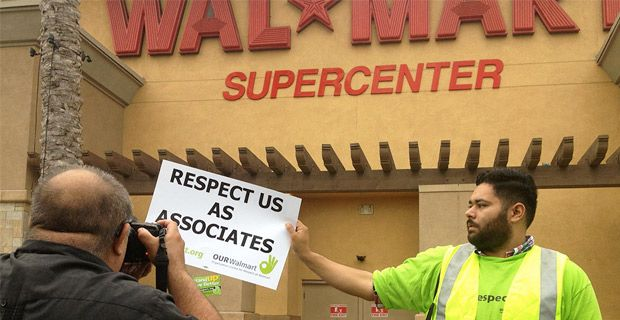 MYSTERIOUS WALMART STORE CLOSINGS DUE TO LABOR ACTIVISM Company continues to cite plumbing issues for closures