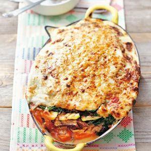 Lasagne met 4 groenten - Recept - Allerhande - Albert Heijn