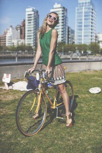 Jazda na rowerze to wspaniały sposób spalenia zbędnych kalorii oraz super pom…