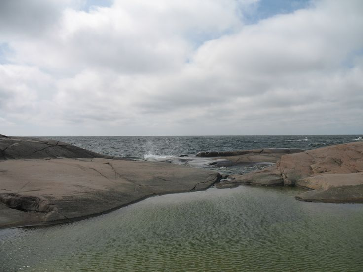 See view from the lighthouse of Bengtskär Finland Photo Pirjo Pesonen