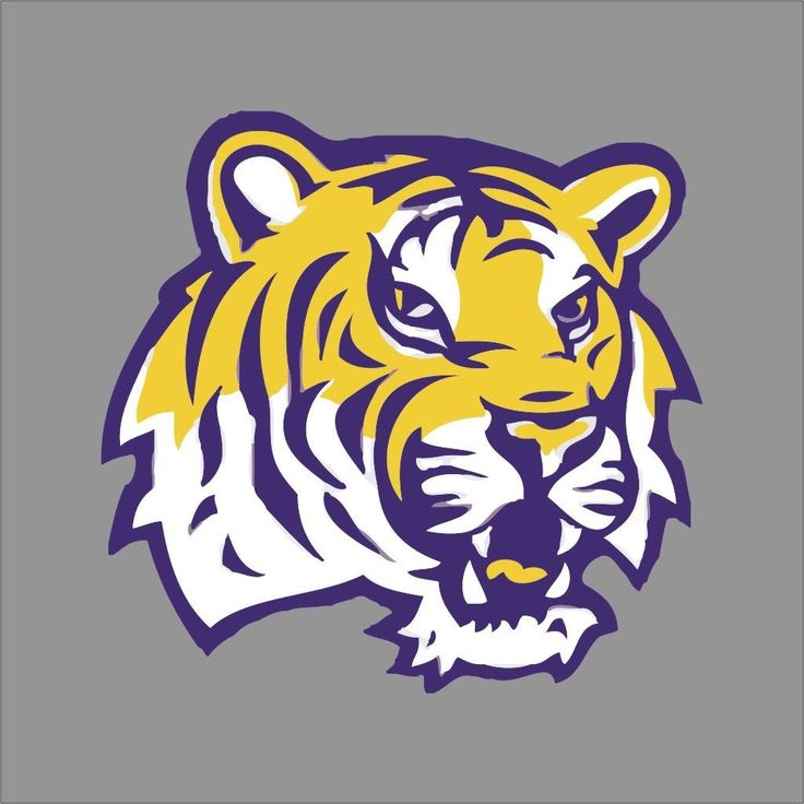 Details about lsu tigers ncaa college vinyl decal sticker