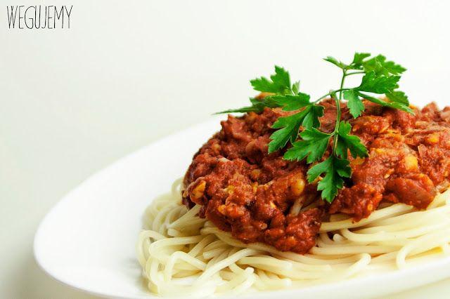 Najprostsze spaghetti z ciecierzycy // Easy chickpea spaghetti