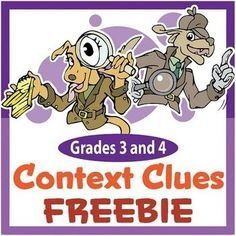 This packet introduces students to the complex but crucial craft of using context clues. We've included 15 multiple choice questions that allow students to practice using synonyms and antonyms as context clues, to figure out the meaning of challenging words.What about the other types of context clues, you ask?