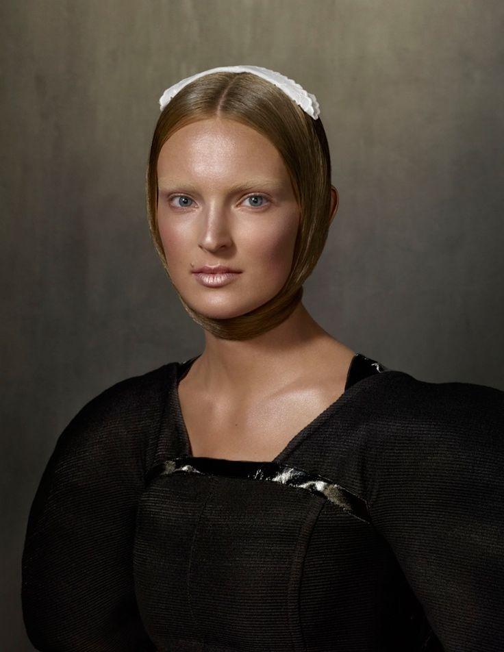 Эрвин Олаф. Съёмка для Vogue, 2013.