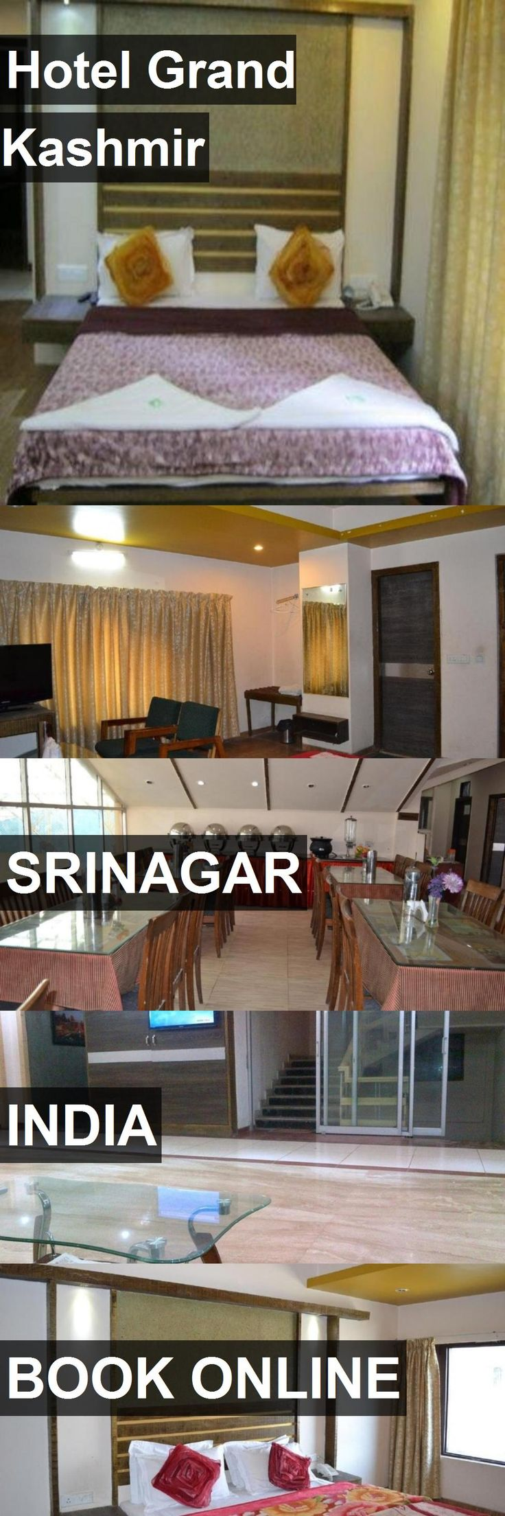 Hotel Hotel Grand Kashmir in Srinagar, India. For more information, photos, reviews and best prices please follow the link. #India #Srinagar #hotel #travel #vacation