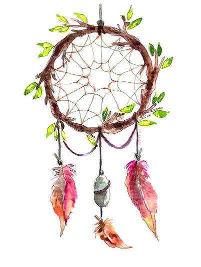 FOREST DREAM CATCHER » Natureza