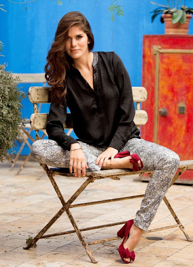 Michelle Belau Dubai SS2014 Collection