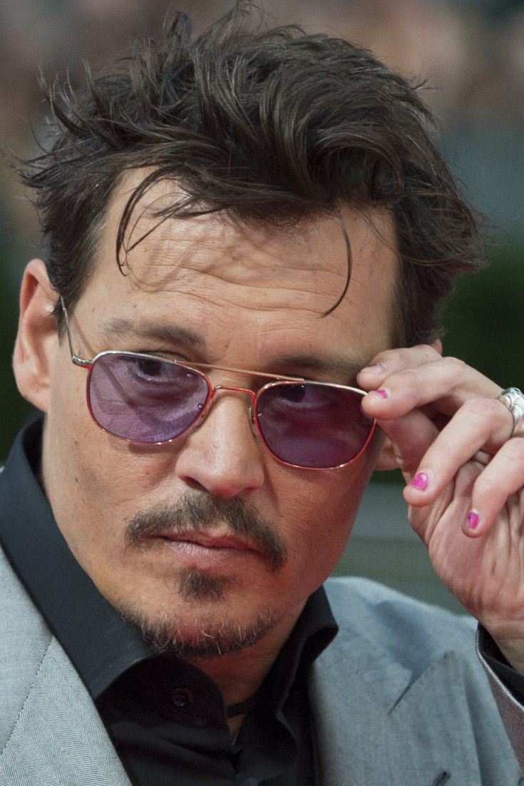 Huffington Post: May 31, 2015 - The rise And fall of Johnny Depp