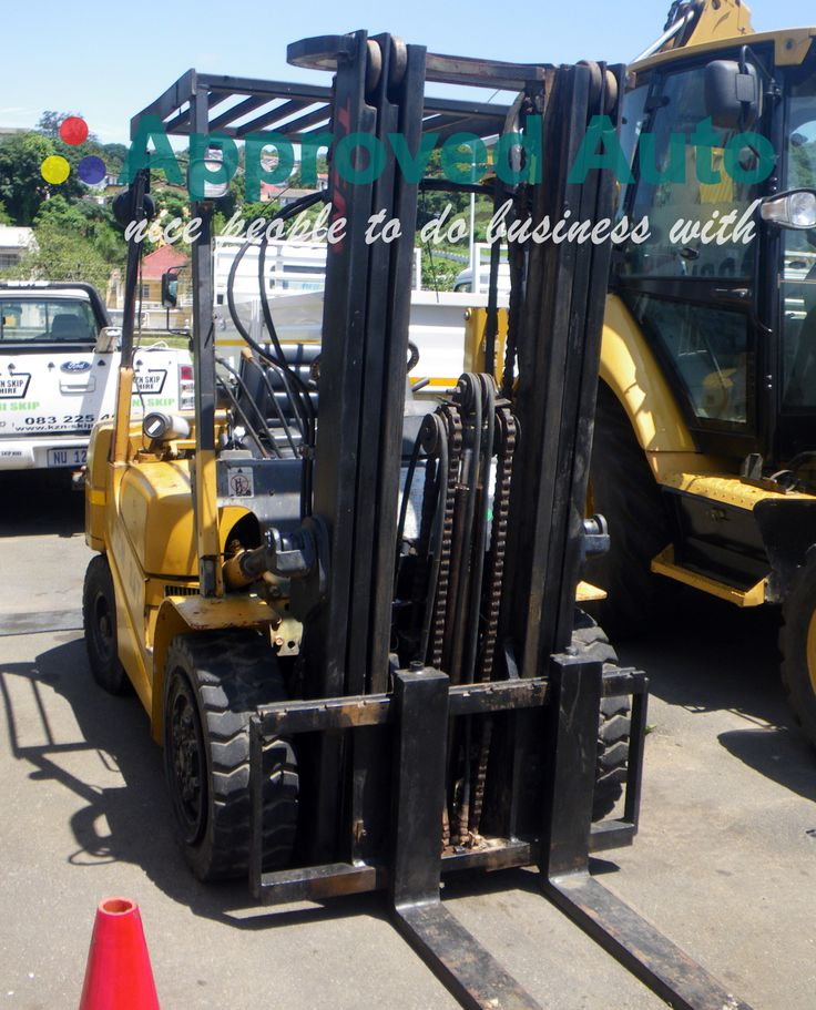 AA2154, TCM  FD30T6  FORKLIFT  email us at: linda@approvedauto.co.za or call: +27 82 551 9371 visit us at:  www.approvedauto.co.za  6 kosi place umgeni business park