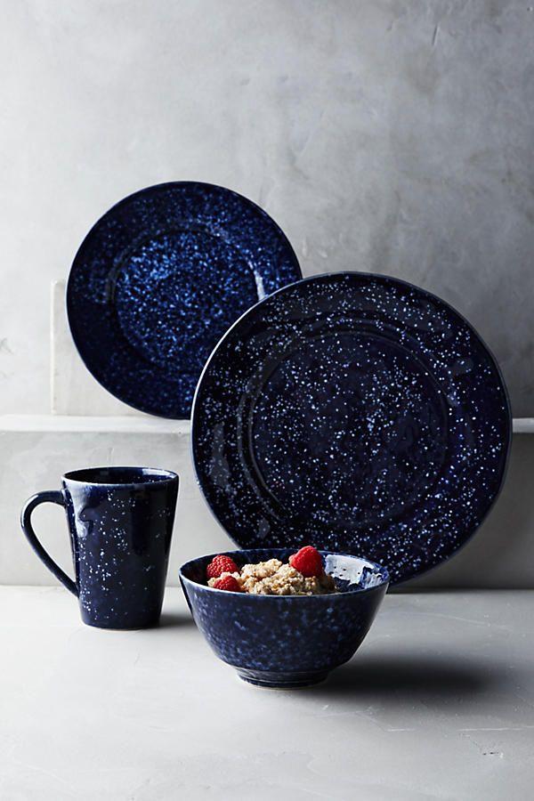 Anthropologie galaxy Plate Set