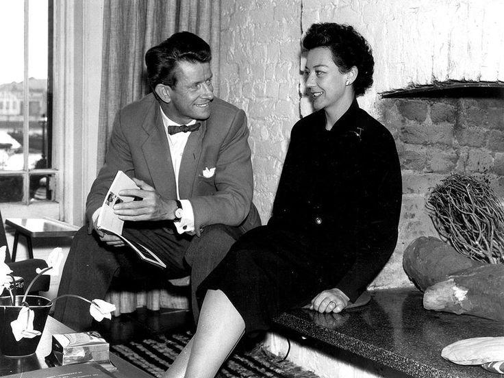 Considerados los Eames ingleses, marcaron –él, con sus muebles; ella, con sus textiles– un punto de inflexión en el diseño británico.
