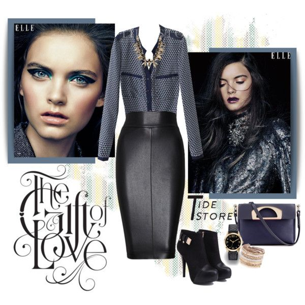 """""""The Gift Of Love"""" by agathalizz on Polyvore"""