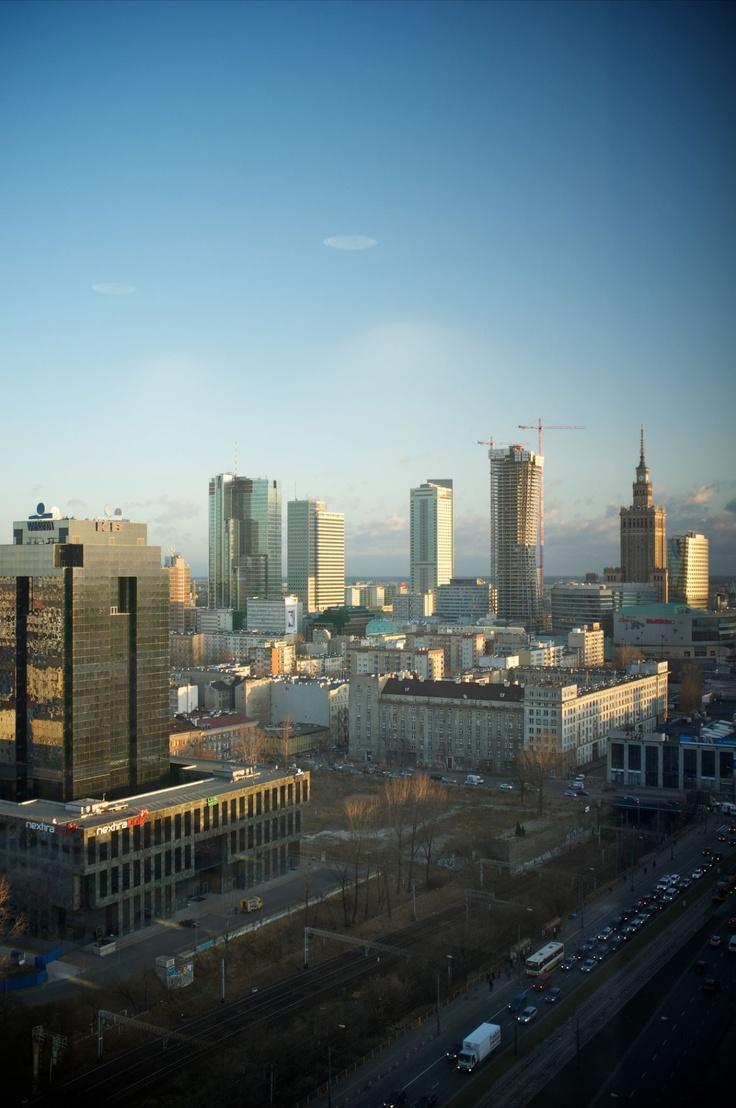 Biuro Groupon Polska / Groupon Poland Headquarter