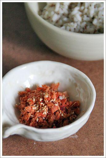 手作り鮭フレーク 保存食大バンザイ! : もろてん。