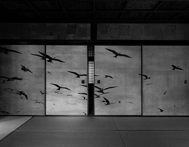 Fusuma/襖 Sankei-en/三渓園 Rinshun-kaku/臨春閣 Yokohama, Japan photo by 若杉憲司(Kenji Wakasugi)