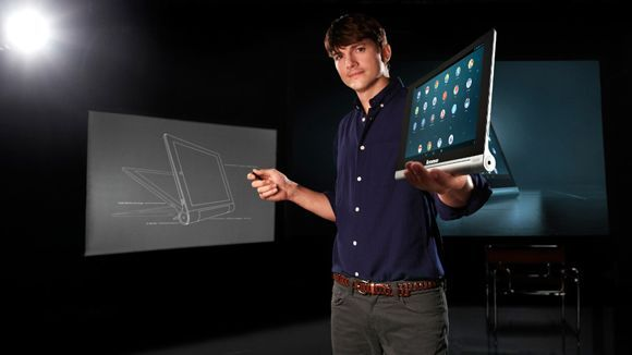 Looks like Ashton Kutcher isn't working on Lenovo smartphones after all | Lenovo has told TechRadar the actor's role at the company is limited to tablets, contrary to a previous report. Buying advice from the leading technology site