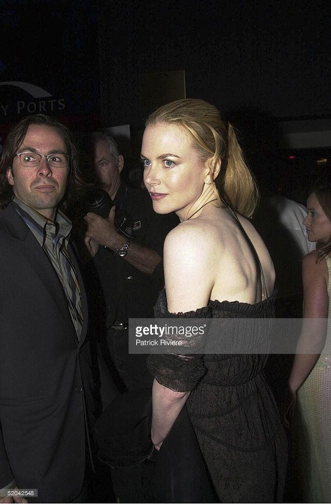 7 November 2001 Actress Nicole Kidman arrives at the 2001 Australian... News Photo | Getty Images