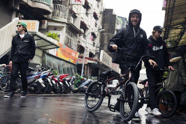 GT Bikes in Taiwan. Photo Jeff Z.