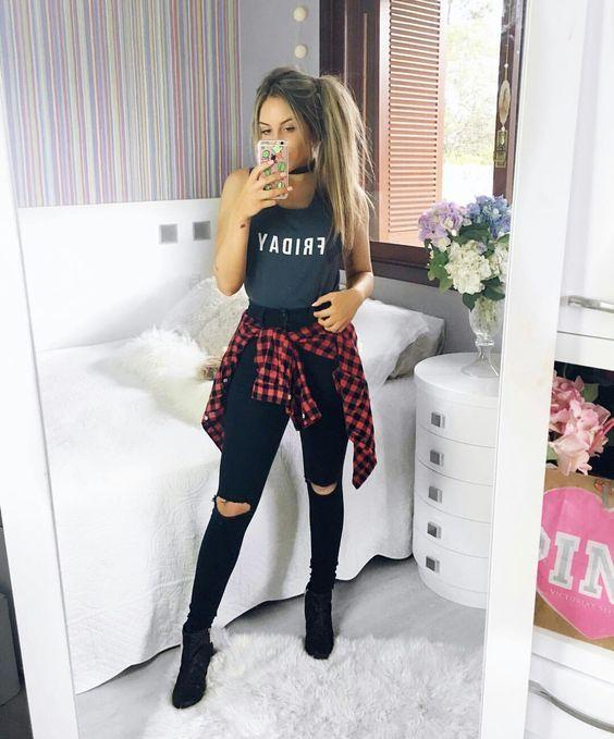 2511ccb52 Encontrar una ropa para adolescentes bonita y de moda no es tan fácil. Ya  que es una etapa en la que estamos aprendiendo sobre cómo vestirnos bien y  cómodas ...