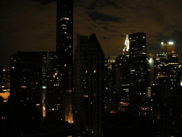 52nd St. NY night-night