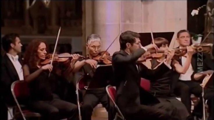 Handel Ode for St Cecilia's Day Les Arts Florissants Paul Agnew