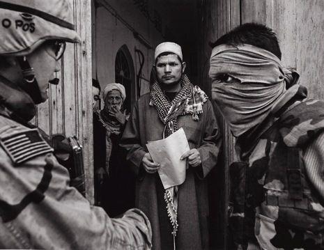 James Nachtwey. Iraq 2004