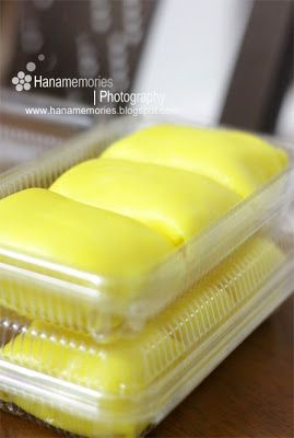 HaNa's FamiLy: Durian Crepe