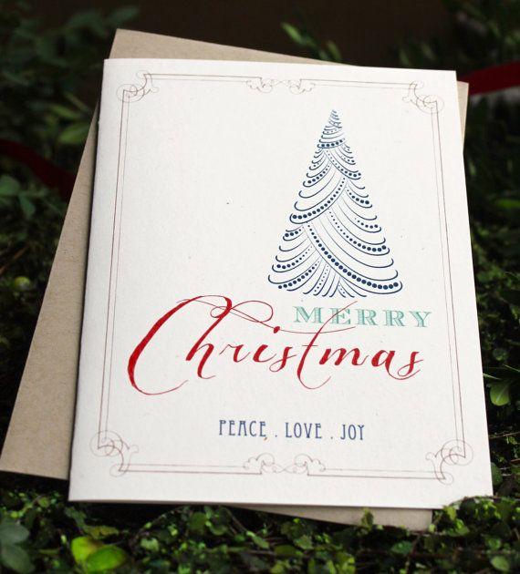 Writing Christmas Cards :)