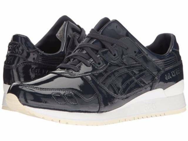 asics black leather womens shoes mens