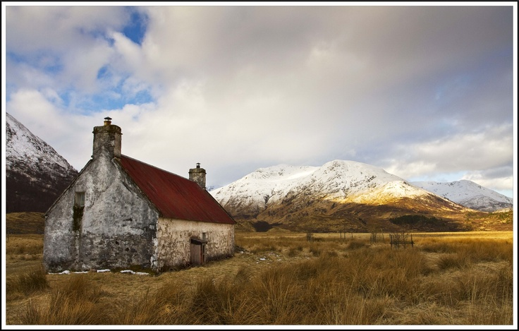 Athnamulloch Bothy, Glen Affric | Photos | Pinterest