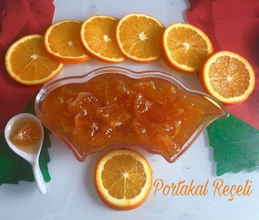 Portakal Reçeli Nasıl Yapılır,Portakal Reçeli Tarifi,Reçeller,
