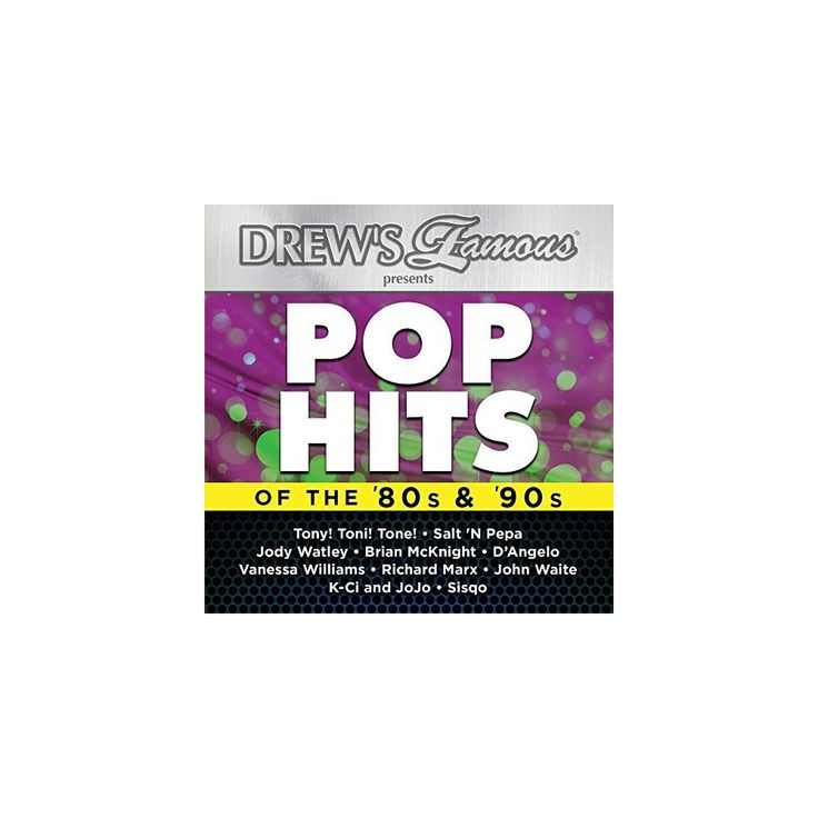 Drew's Famous - Pop Hits of the 80S & 90S (CD)