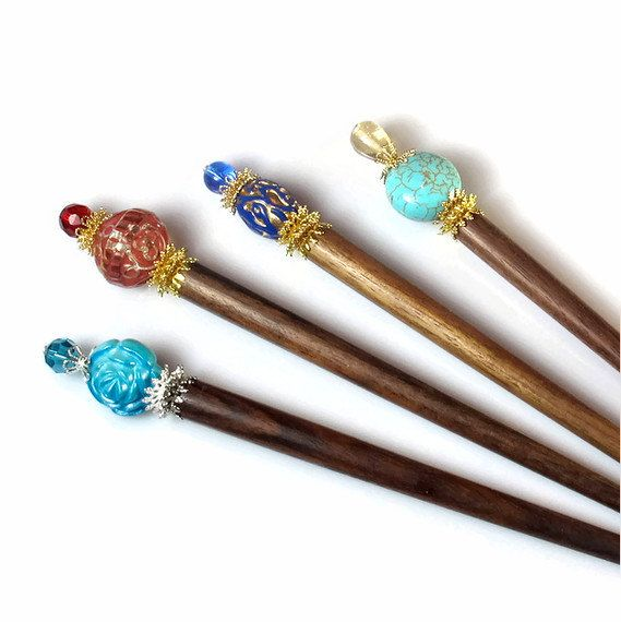 Hair sticks | Do Want | Pinterest