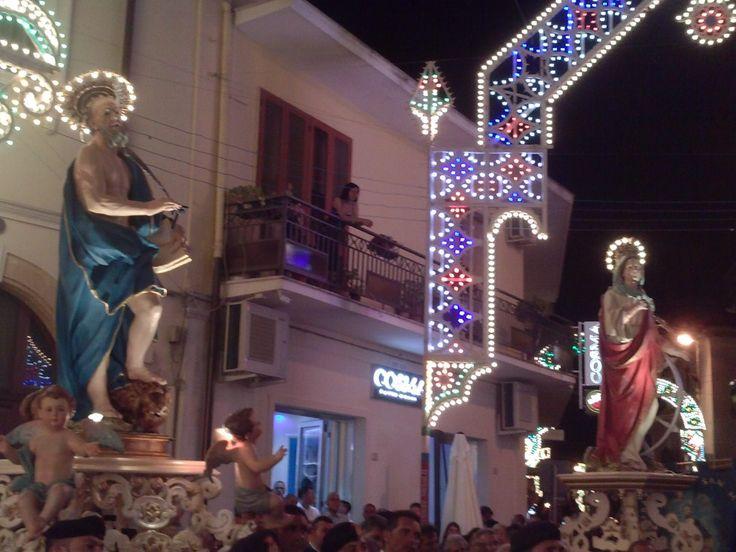 Festa patronale San Marco e Santa Caterina a Cellino San Marco - Cellino San Marco (BR) - 365giorninelsalento.it