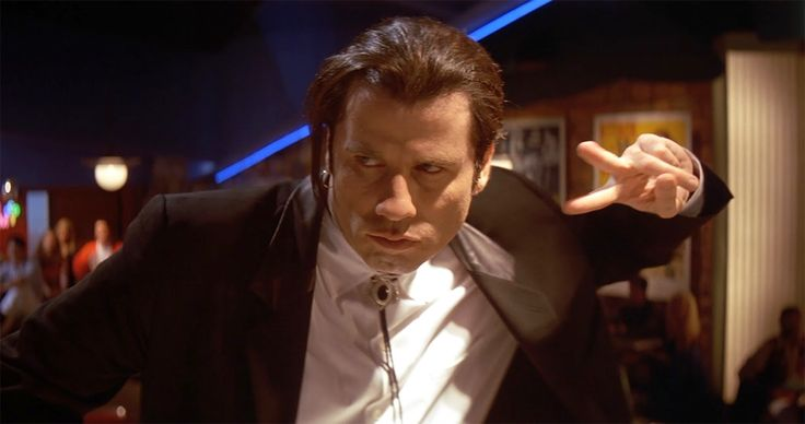 john travolta dancing in pulp fiction, 1970s actor revived in tarantino's movie
