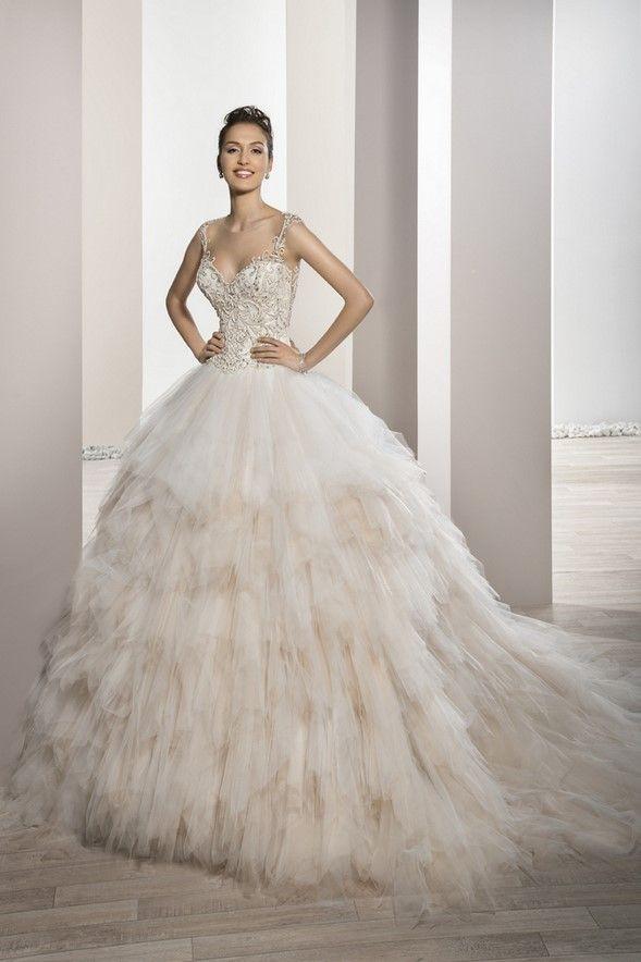 Νυφικά Φορέματα Demetrios Collection - Style 721