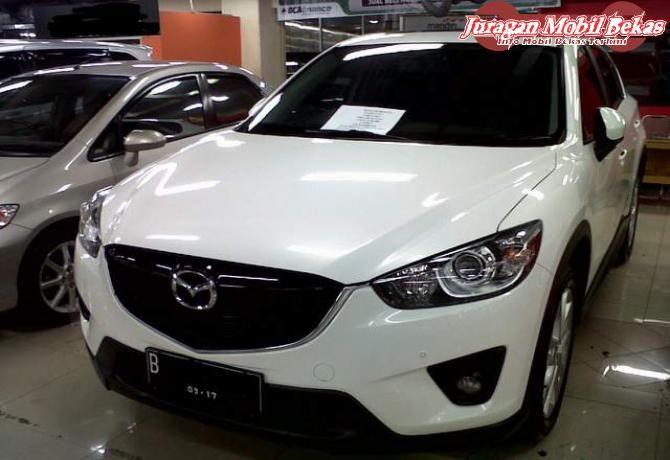 "Mazda Cx-5 Touring 2.0 Velg 19"" A/T 2012 image 1"