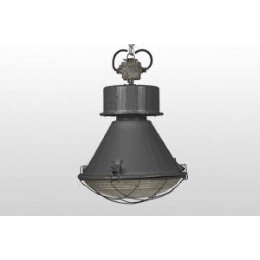 Lampa wisząca - CustomForm - Loft industrial szary