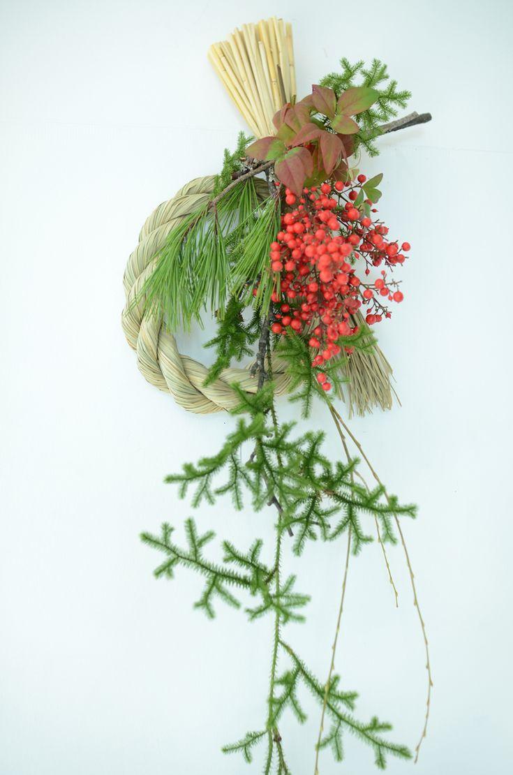 お正月飾り(しめ飾り)のレッスンを開催します。 松や南天、ヒカゲカズラなどを使用して 新年迎えるお飾りを製作していただきます。 (※サンプルの画像と内容が若干変わる場合がございます。ご了承ください。) 日程 ... 12月18日(日)10時〜・14時〜 12月20日(火)...