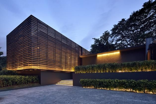 Cluny Park Residences - Singapore - Architecture - SCDA