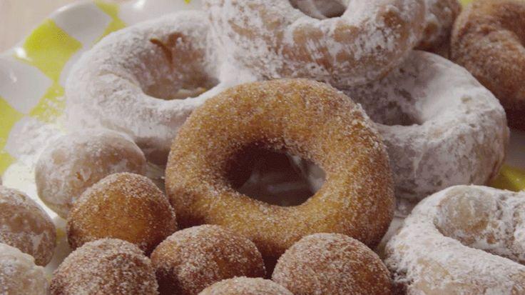 The Best Doughnut Recipe Ever