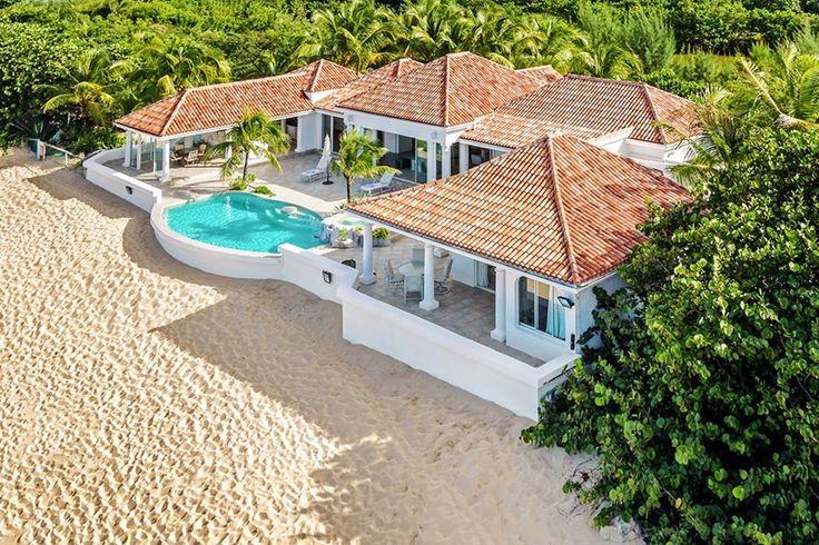 WIMCO Villas, Carisa, C LYM, St. Martin, Beach Side/Baie Rouge, Family Friendly Villa, 2 Bedroom Villa, 2 Bathroom Villa, Pool, Aerial, WiFi