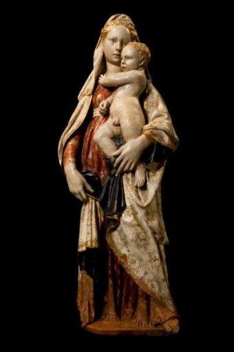 Donatello- Madonna Citerna