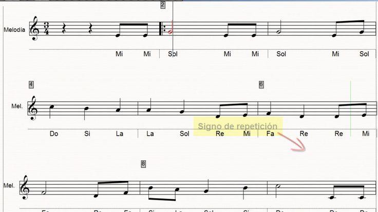 37 best partituras yuo tube images on pinterest for Cancion de cuna de brahms