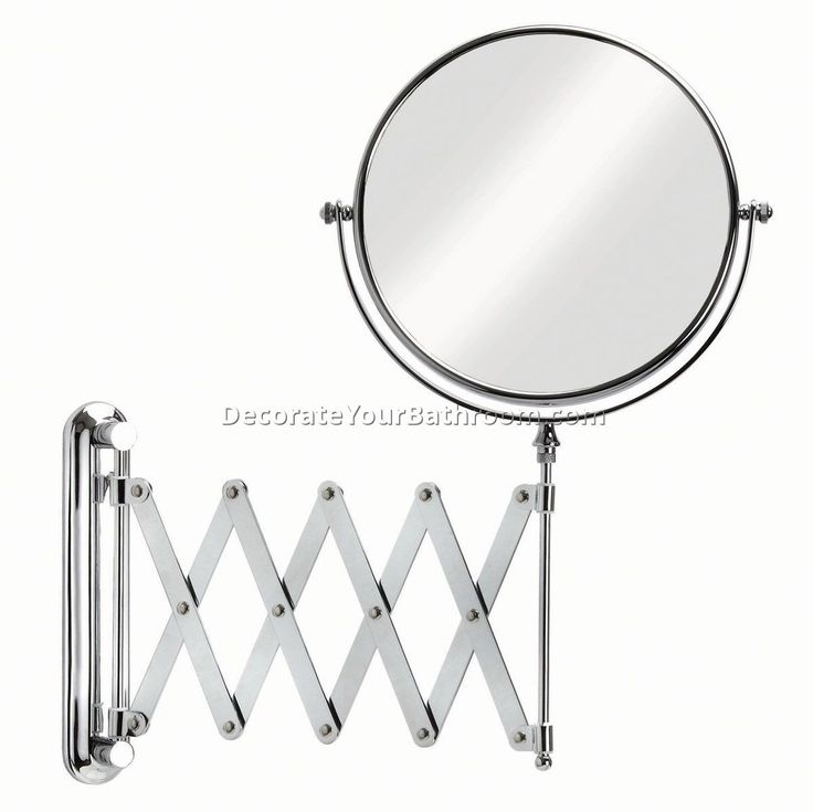 Cool Extendable Bathroom Mirror Check more at http://decorateyourbathroom.com/extendable-bathroom-mirror/