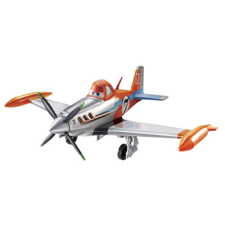 Disney Planes Avionul Vorbaret Dusty