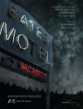 Bates Motel- pretty much the newest obsession to my long list of tv shows.