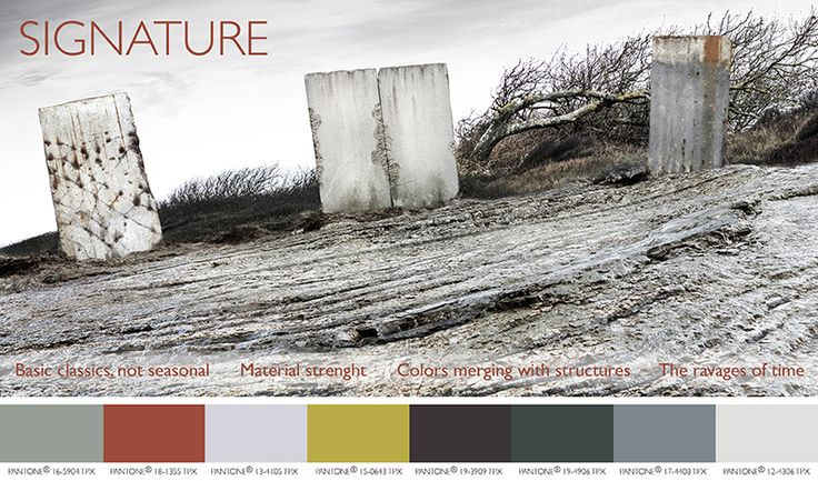 TRENDS // MM TRENDS + LENZING . A/W 2018 COLOUR FORECAST