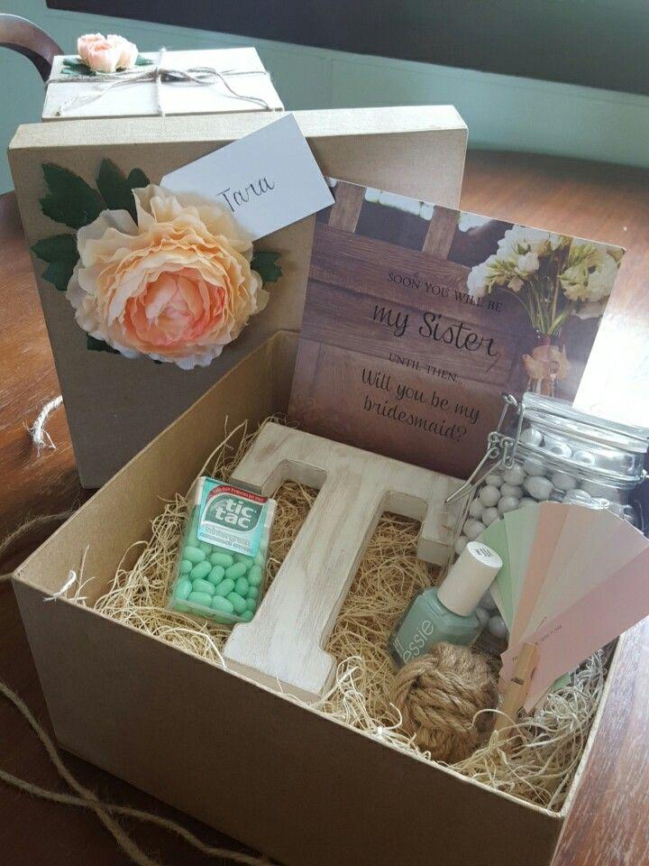 25 Best Bridesmaid Boxes Ideas On Pinterest