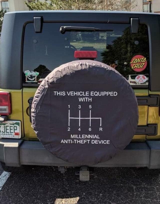 Millennials Jeep Memes Jeep Humor Jeep